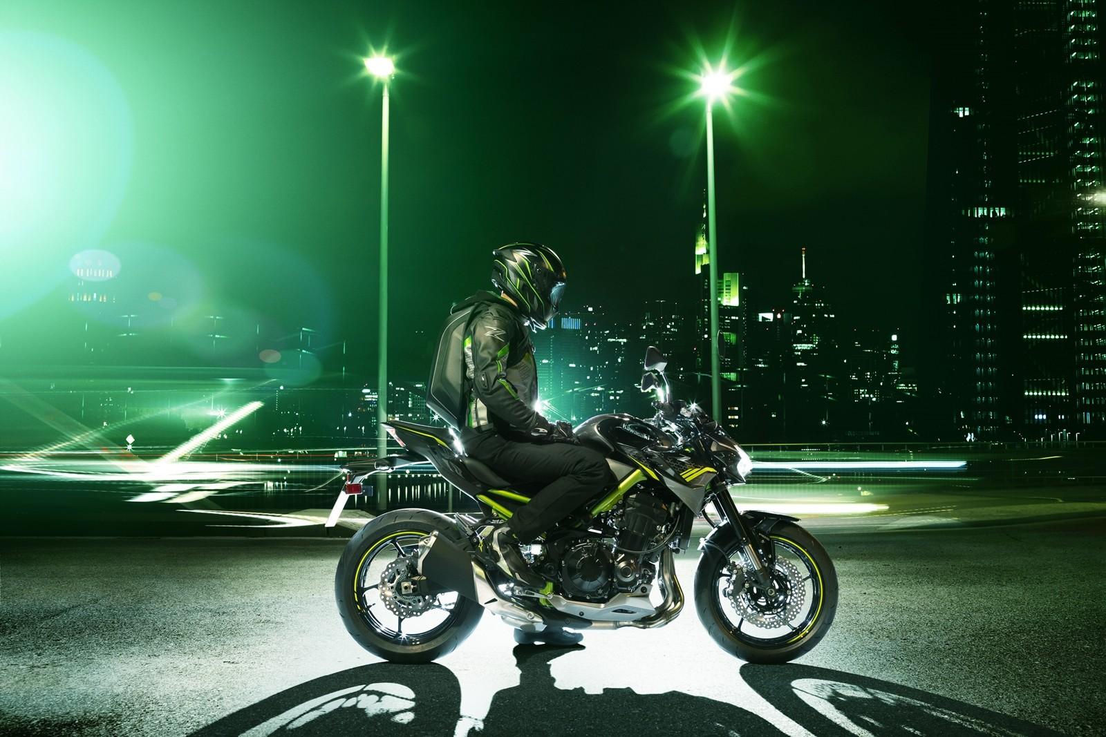 Foto de Kawasaki Z900 2020 (16/31)