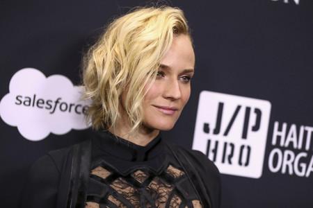 Diane Kruger, Pamela Anderson y Lily Collins: tres estrellas en la gala benéfica organiza por Sean Penn