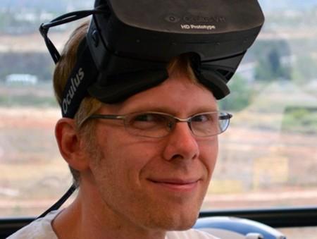 John Carmack abandona id Software para centrarse en Oculus Rift