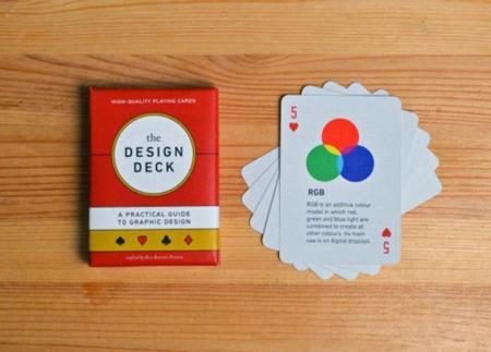 Guía de diseño gráfico The Design Deck