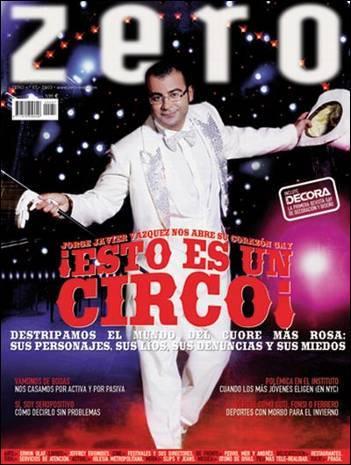 Mejores portadas de la revista Zero
