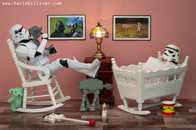 Star Wars Photography David Gilliver 12