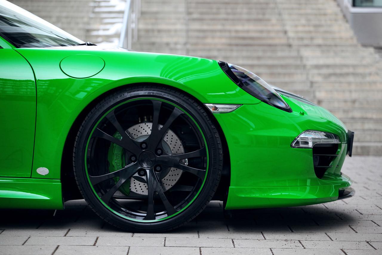 Foto de Porsche 911 Carrera 4S por TechArt (20/32)