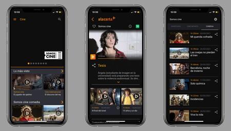 App Somos Cine