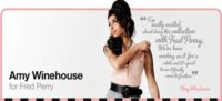 Las colecciones de Amy Winehouse para Fred Perry sí saldrán a la venta