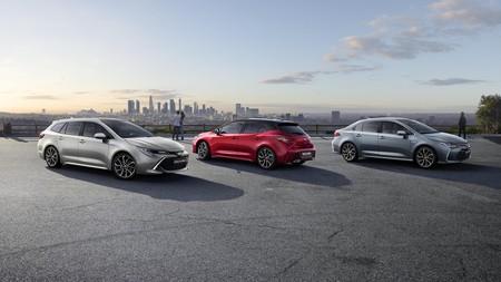 Toyota Corolla Hybrid 2019 Precios
