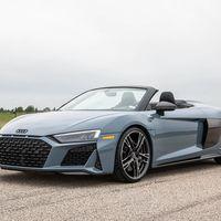 Hennessey convierte el Audi R8 V10 en una bestia de 900 hp con la que conquistarás el próximo track day