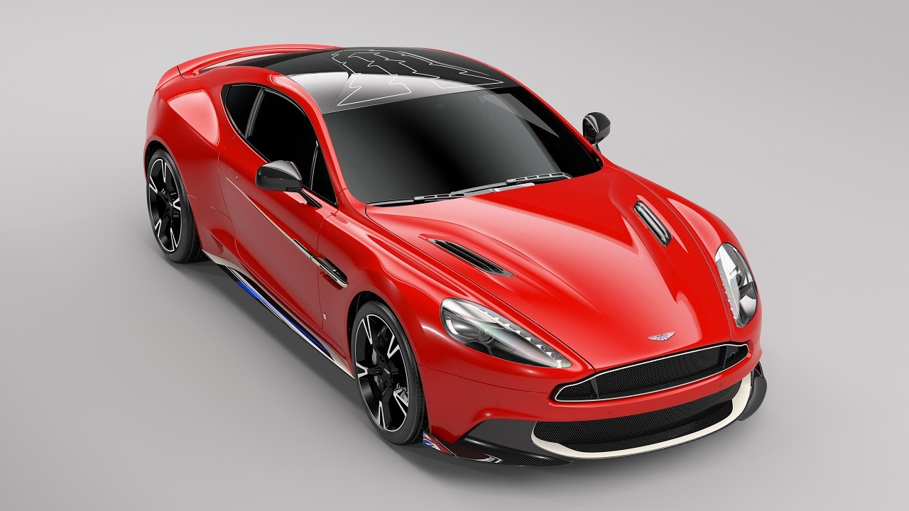 Foto de Aston Martin Vanquish S Red Arrow (2/4)