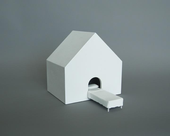 Foto de Metaphor House, arte conceptual en torno al hogar (6/7)