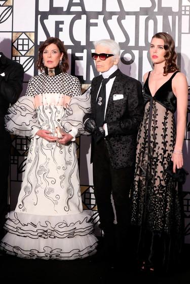 El Chanel que Carlota Casiraghi rescata del armario de su madre