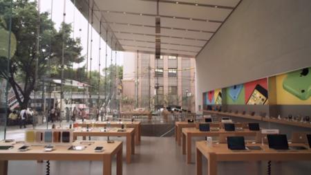 Apple publica un vídeo de su tienda en Omotesando... antes de su inauguración