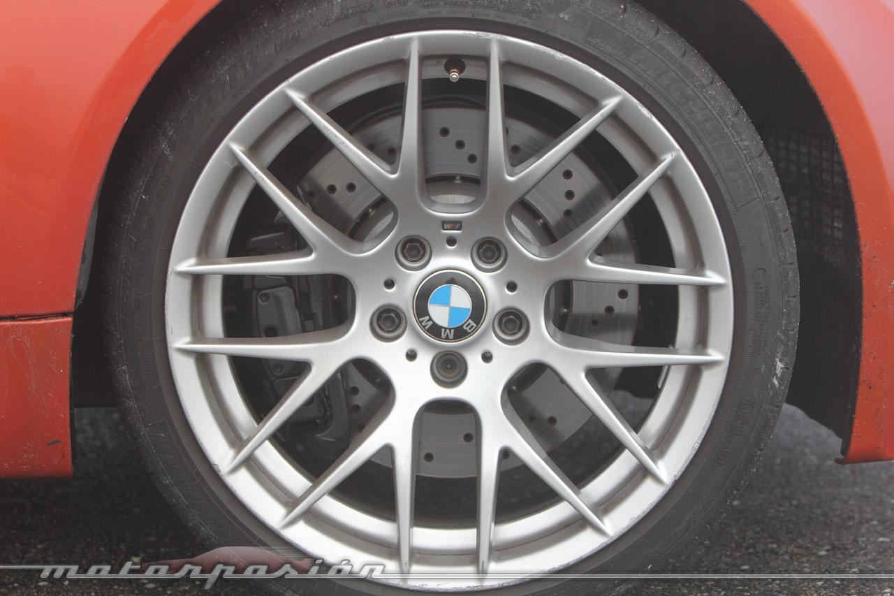 Foto de BMW Serie 1 M Coupé (Prueba) (25/60)