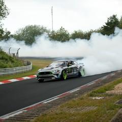 Foto 2 de 8 de la galería ford-mustang-rtr-drift-nurburgring-nordschleife en Motorpasión