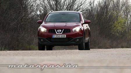 Nissan Qashqai 2.0 dCi 4x4, prueba (conducción y dinámica)