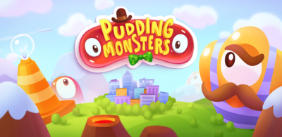 Pudding Monsters recibe 25 nuevos niveles con 'Vista aérea'