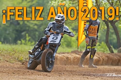 ¡Motorpasión Moto te desea un Feliz Año 2019!