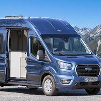 Ford Transit Big Nugget: una furgoneta camper preparada para luchar contra la Volkswagen Grand California