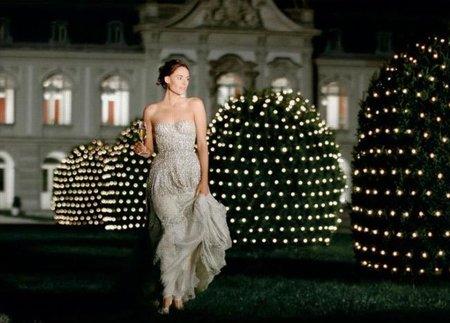 """""""Anna de Codorníu"""", mi concepto de la elegancia femenina. El exclusivo vestido de Lorenzo Caprile"""