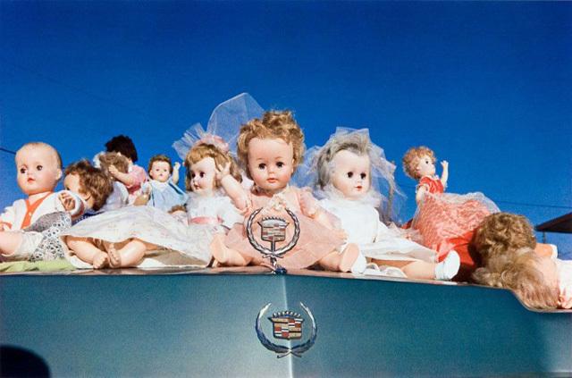 Foto de William Eggleston lo consigue: La colección de fotos más cara del mundo vendida en 5,9 millones de dólares (7/18)