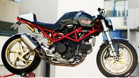 Manx, nuevo kit de carrocería para Ducati Monster