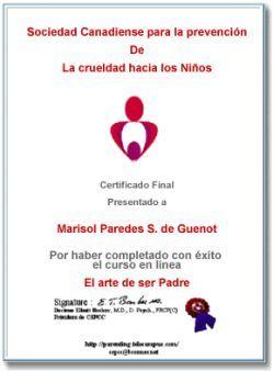 """Curso online y gratuito: """"El Arte de Ser Padre"""" de CSPCC"""