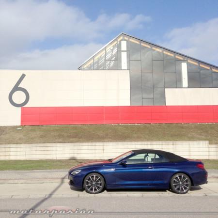BMW Serie 6 Cabrio Roadtrip 70