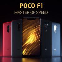 Xiaomi Pocophone F1 de 128GB por 289,99 euros y envío gratis desde Italia