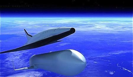 Tecnología del transporte: Spaceliner, la aeronave hipersónica