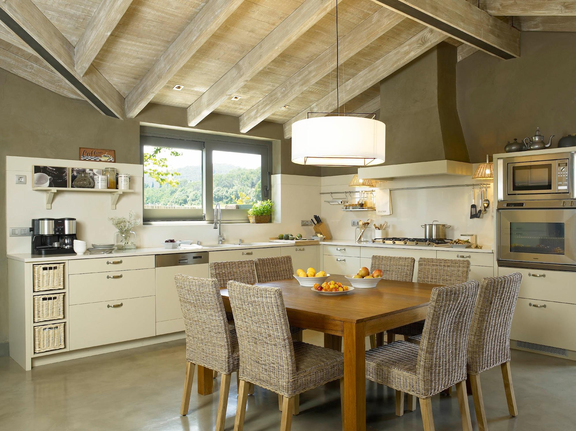 C mo integrar zona de lavado y planchado en la cocina for Decoesfera cocinas