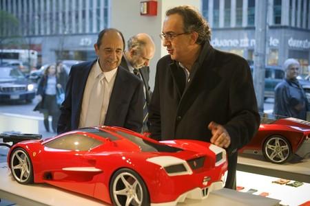 ¿Un Ferrari eléctrico? Por ahora, Marchionne se plantea la entrada en la Fórmula E