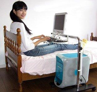 LLévate el PC a la cama