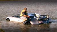Propietario de Bugatti que se fue al lago podría ir a la cárcel por 20 años