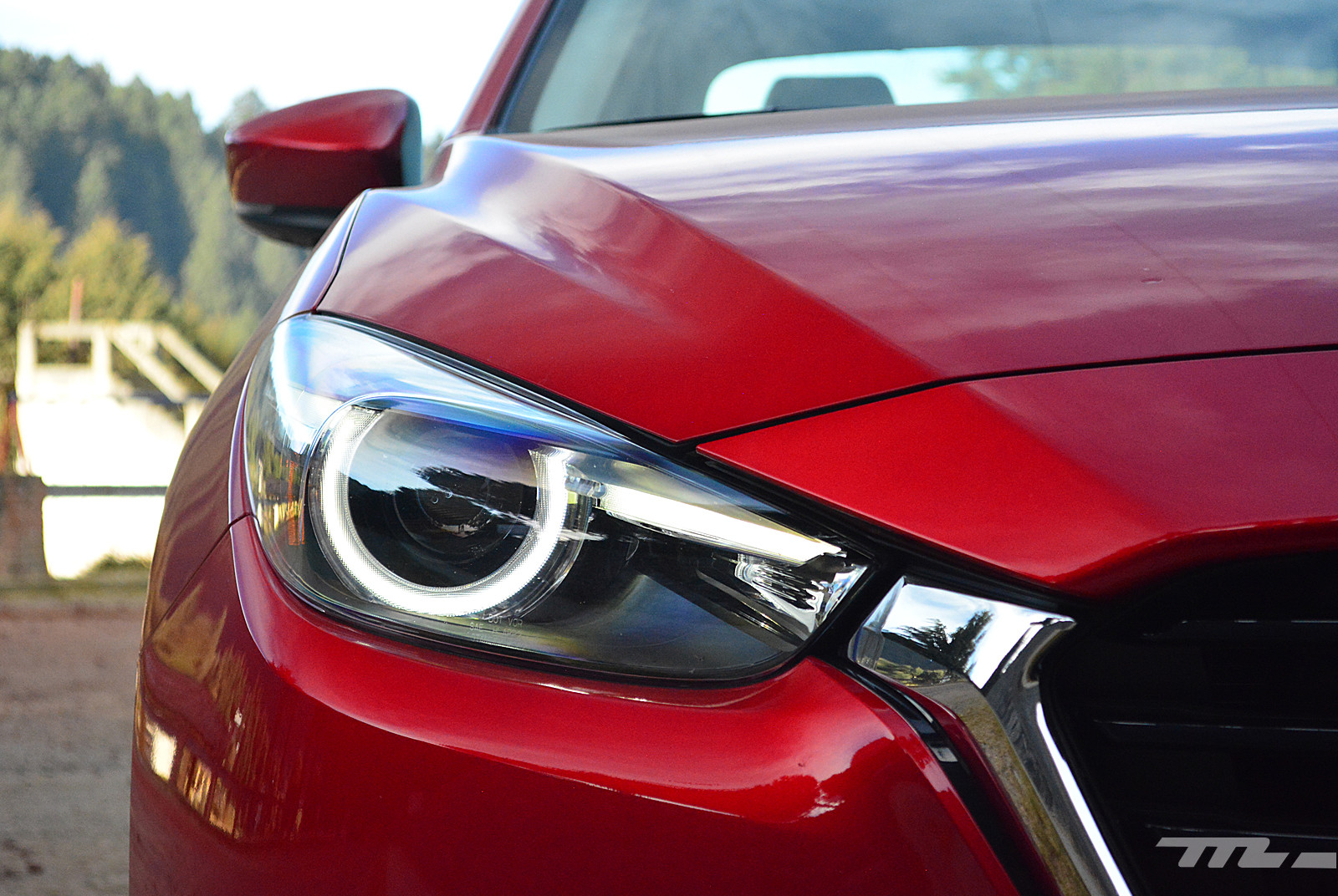 Foto de Comparativa: Mazda3 vs. Nissan Sentra vs. Toyota Corolla vs. Volkswagen Jetta (20/60)