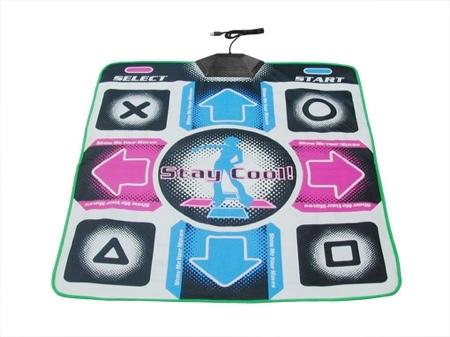 Especial controles de videojuegos: alfombras de baile