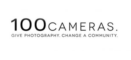 """""""100 cameras"""", la cara solidaria de la fotografía"""