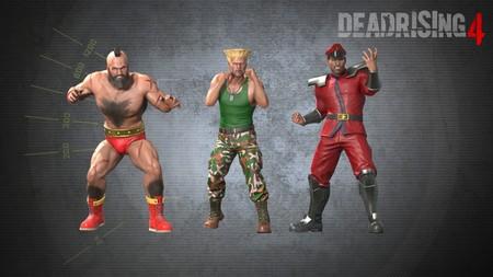 Dead Rising 4 se disfrazará de Street Fighter en su próximo contenido gratuito