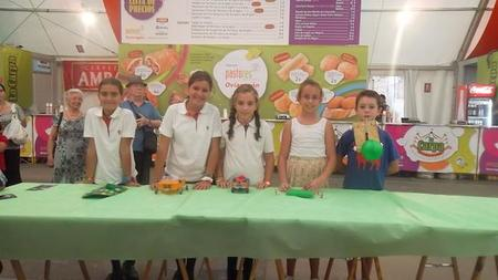 Niños de 9 a 12 años presentarán sus prototipos en la noche de los investigadores zaragozana