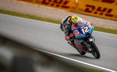 Marco Bezzecchi se lleva la victoria en Austria por delante de un titánico podio de Jorge Martín