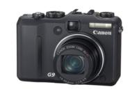 Canon PowerShot G9, con 12 megapíxeles y RAW