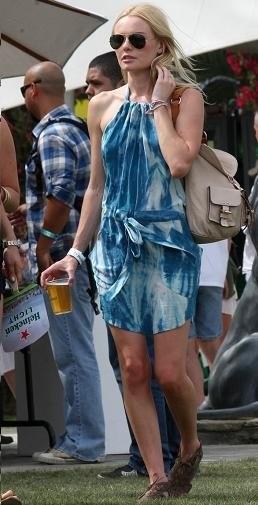Las famosas se divierten en el festival de Coachella