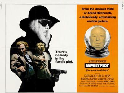 Alfred Hitchcock: 'La trama', el guiño final