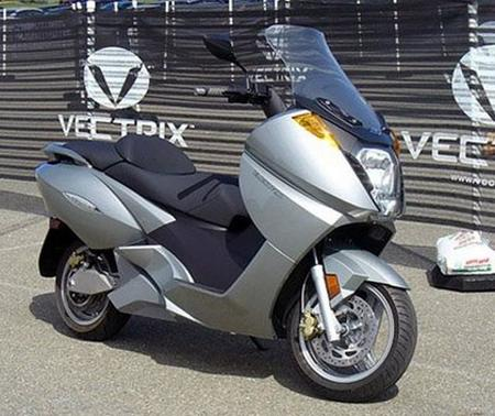 El fabricante de scooter eléctricas Vectrix cierra sus puertas