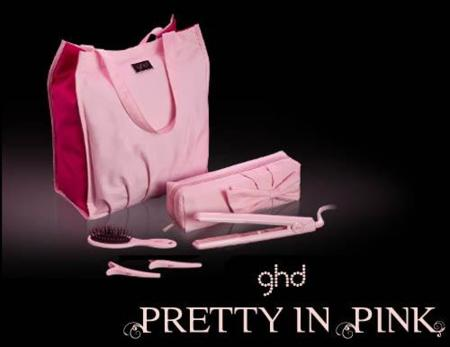 Pretty in Pink, edición limitada y solidaria de GHD