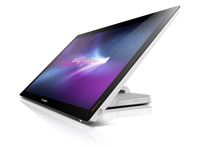 Lenovo IdeaCentre A520, todo en uno multitáctil
