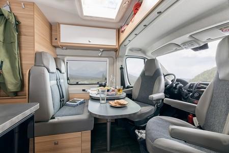 Autocaravana 5 Interior