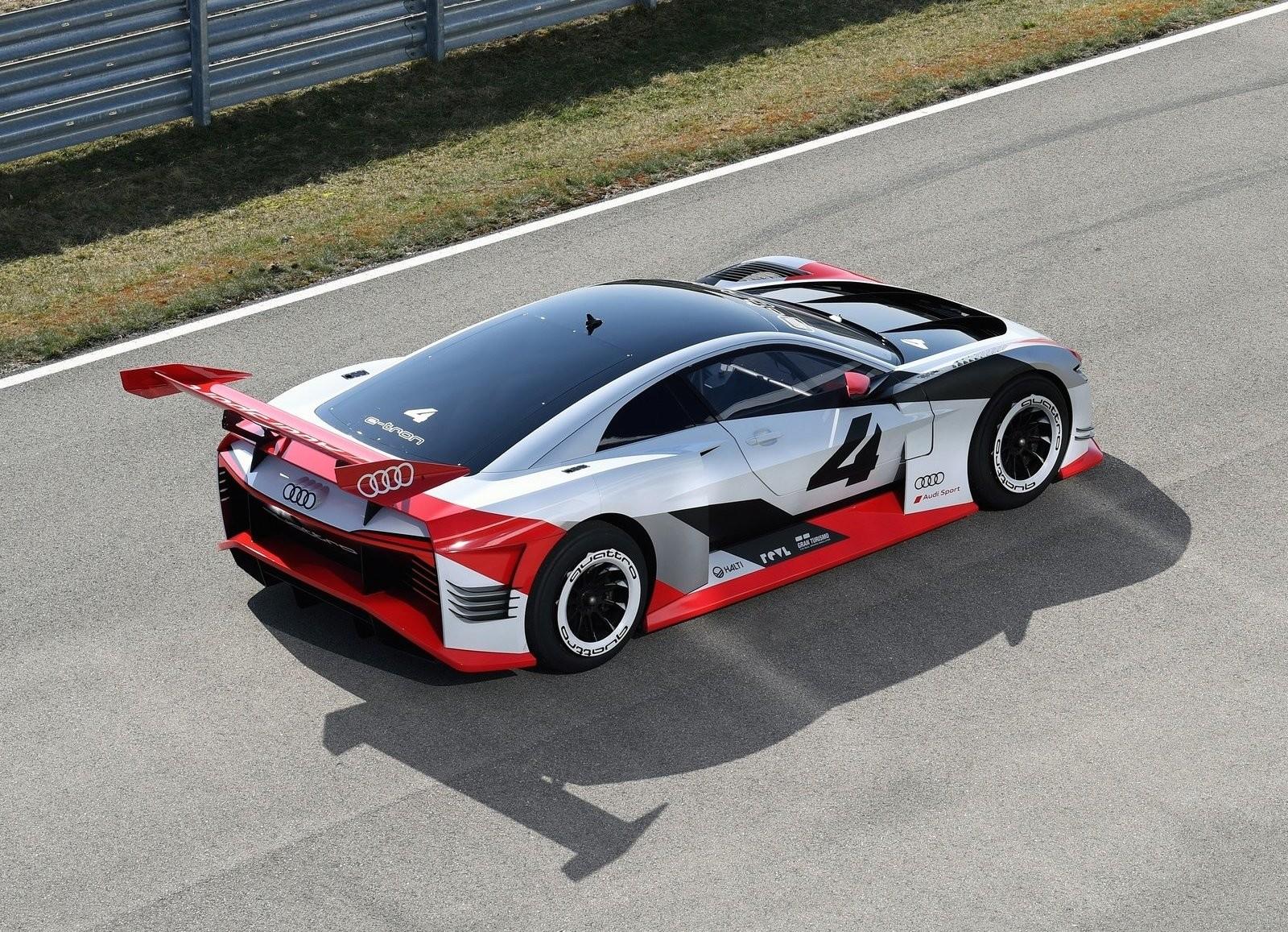 Foto de Audi e-tron Vision Gran Turismo Concept (9/12)