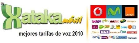 Lo mejor de 2010: vota las mejores tarifas de voz