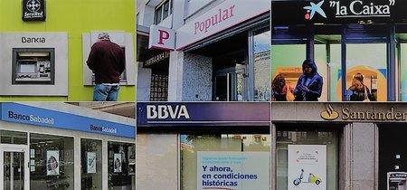 La gran banca española incrementa un 23% sus beneficios en el primer semestre del año