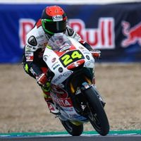 Tatsuki Suzuki es el más rápido de Moto3 en Mugello y el wild card Kevin Zannoni acaba segundo