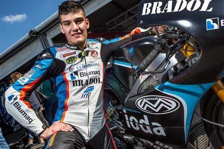 Jorge Navarro sustituirá a Livio Loi en el Marc VDS Racing Team